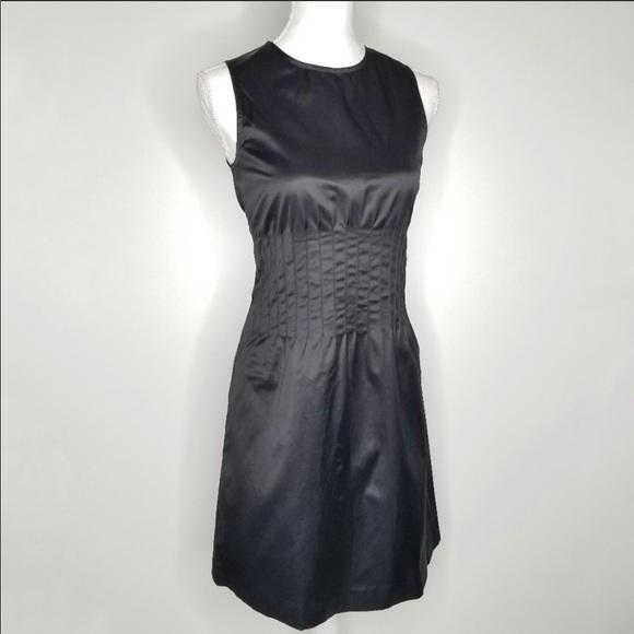 THEORY women's Black Dress Sleeveless Size 4